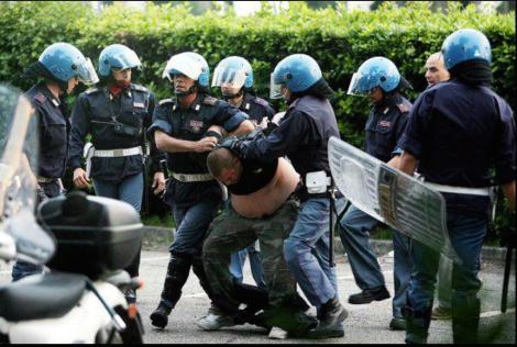 Arresto De Santis Foto